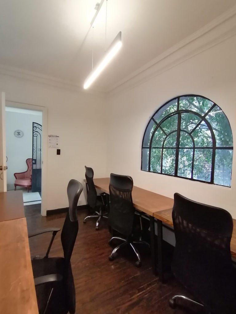 Renta Oficinas Coworking CDMX
