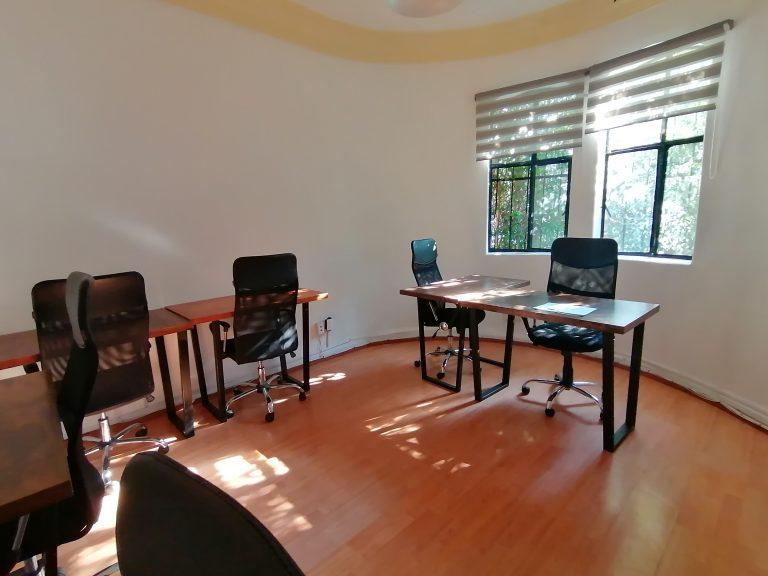 Renta Oficinas Coworking Insurgentes